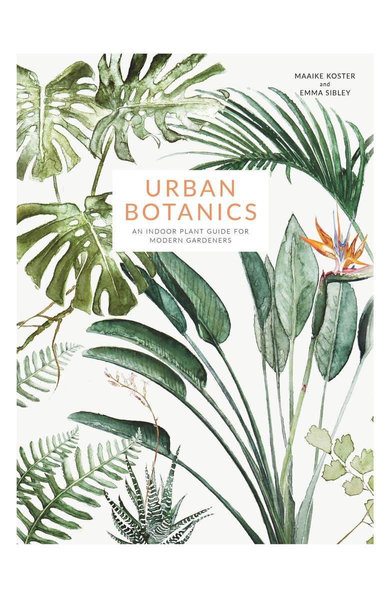 QUARTO Urban Botanics Book, Main, color, 300