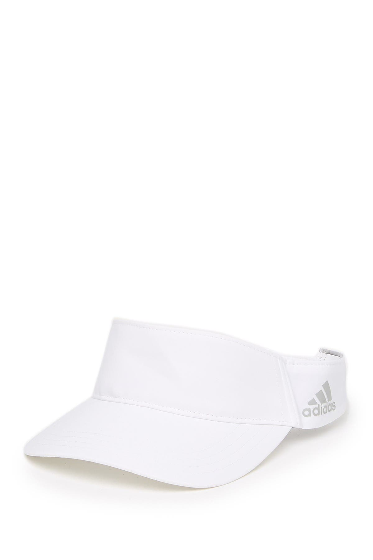 Image of Adidas Golf Crestable Heathered Visor
