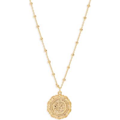 Uncommon James By Kristin Cavallari Atocha Coin Necklace