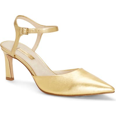 Louise Et Cie Kaiyla Pump, Metallic