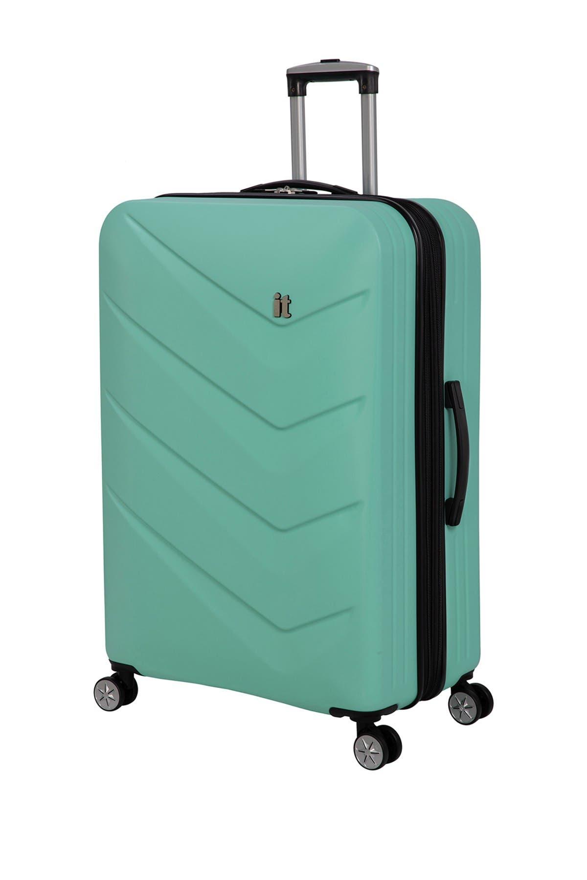 """Image of it luggage Chevron 32"""" Hardside Spinner Suitcase"""