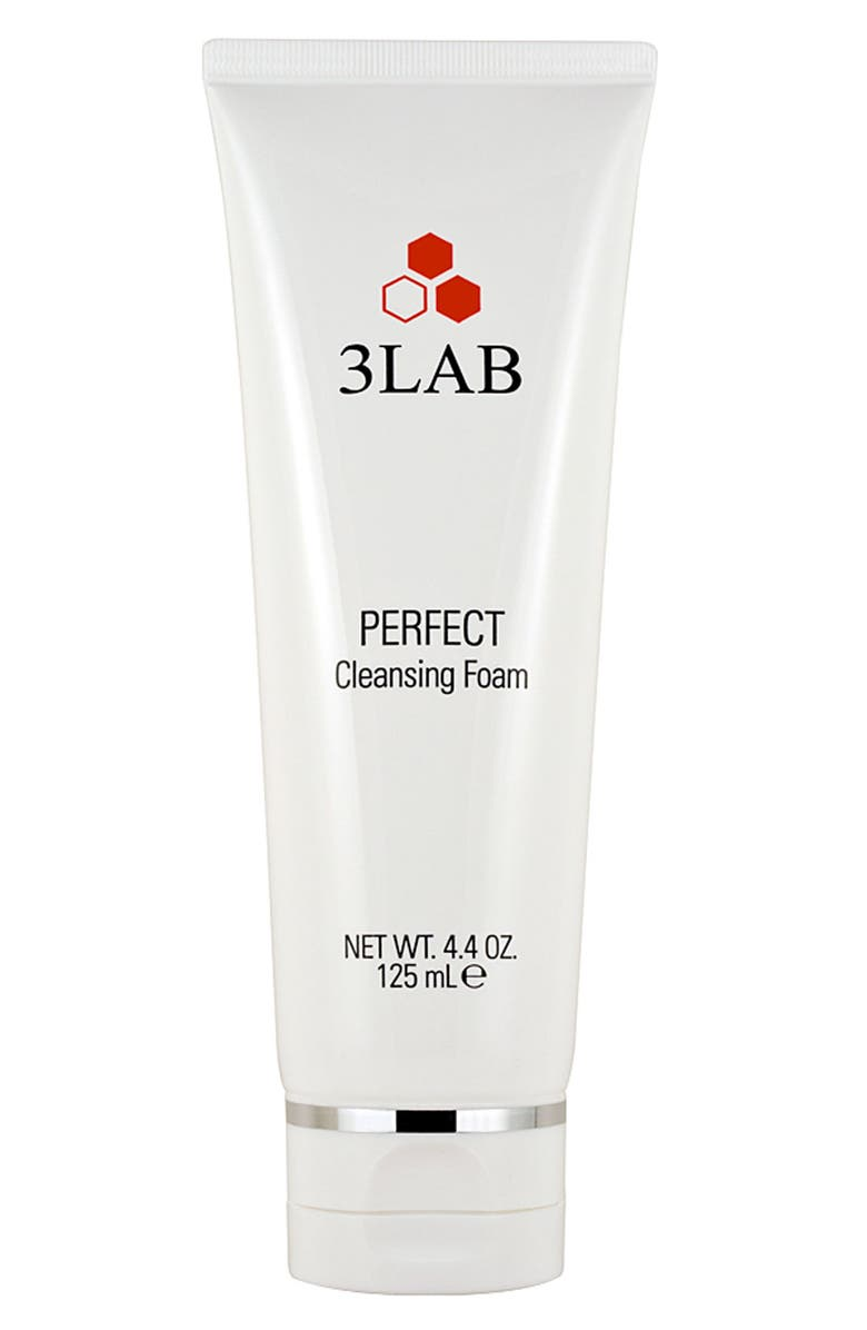 3LAB Perfect Cleansing Foam, Main, color, NO COLOR