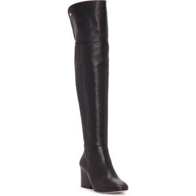 Louise Et Cie Vayna Over The Knee Boot, Black