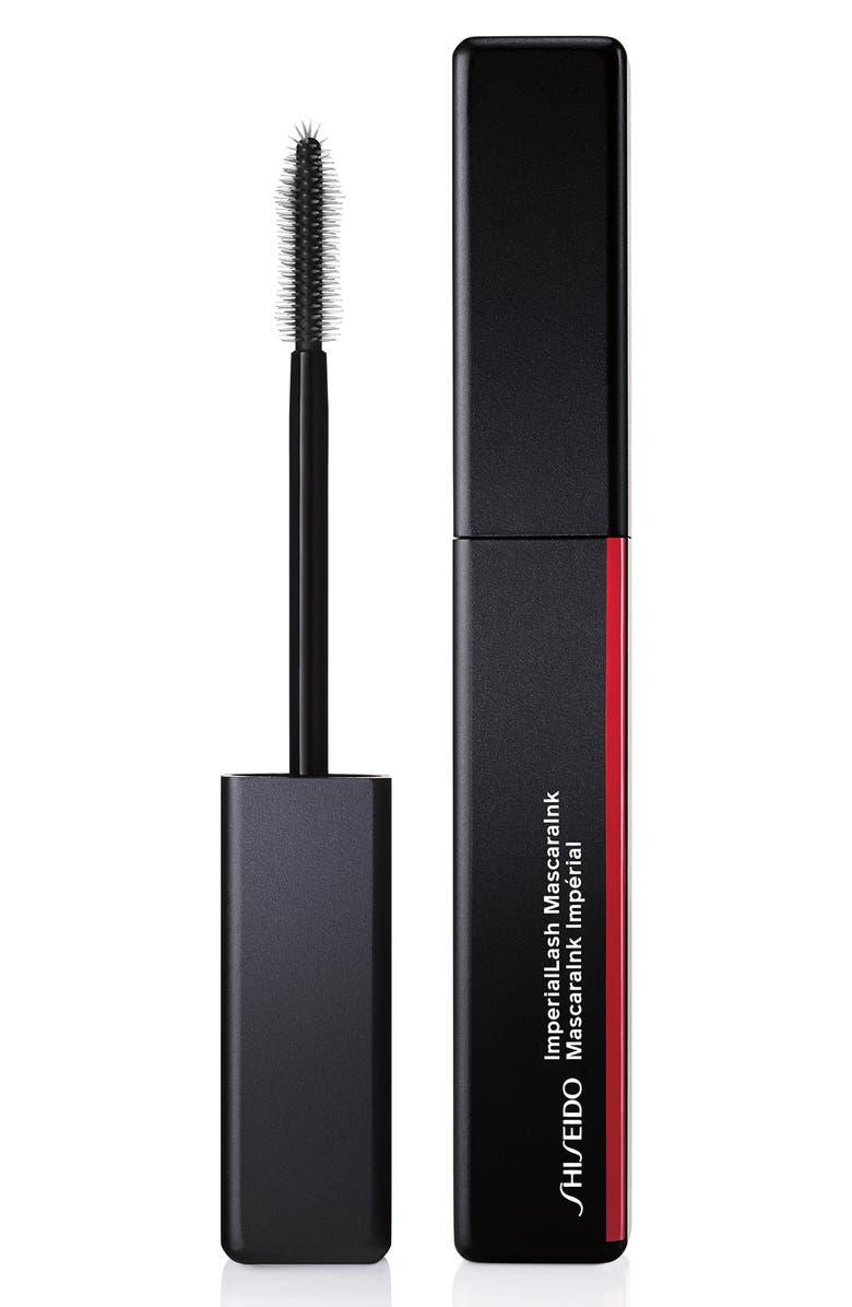SHISEIDO ImperialLash Mascara Ink, Main, color, BLACK