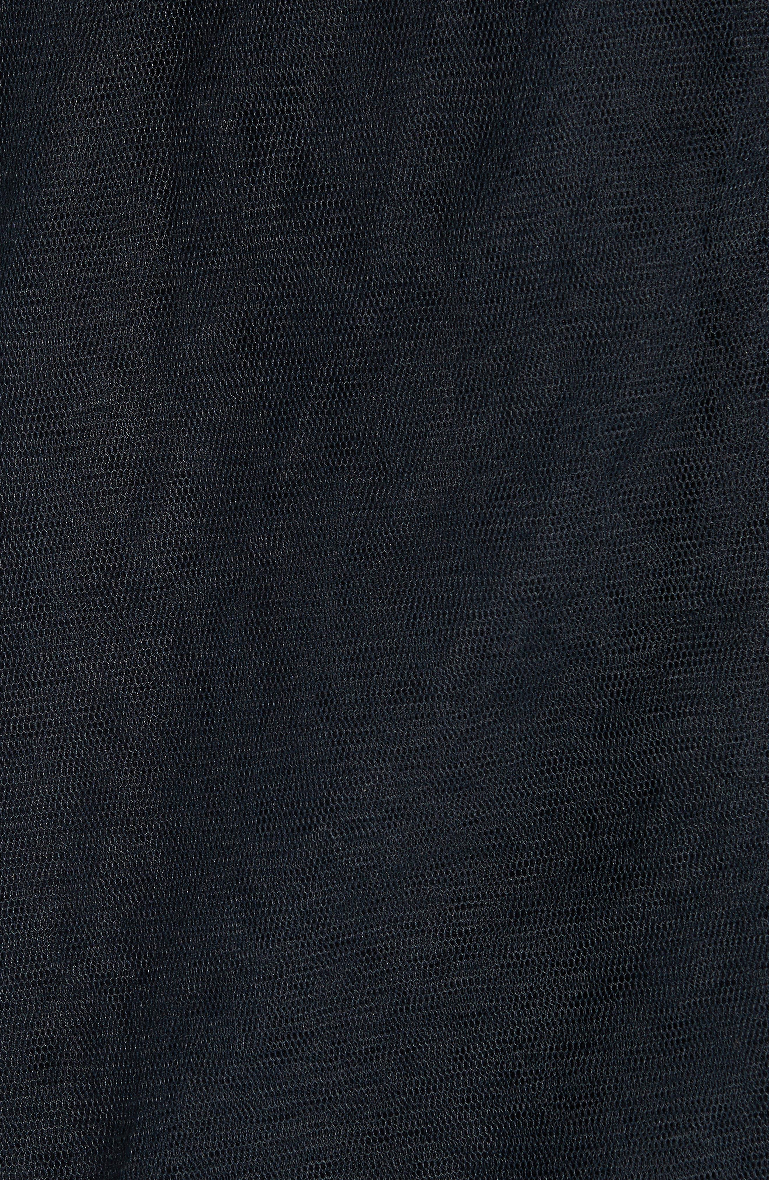 ,                             Drs Candille Fit & Flare Dress,                             Alternate thumbnail 5, color,                             001