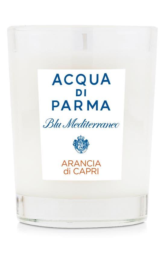 Acqua Di Parma BLU MEDITERRANEO ARANCIA DI CAPRI CANDLE, 6.7 oz