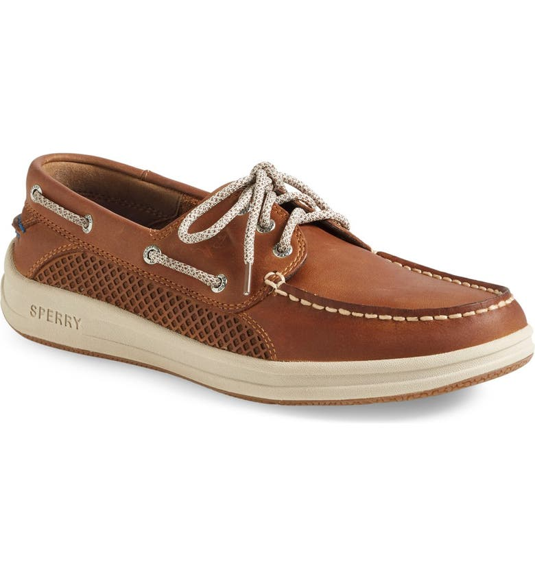 SPERRY 'Gamefish' Boat Shoe, Main, color, 601