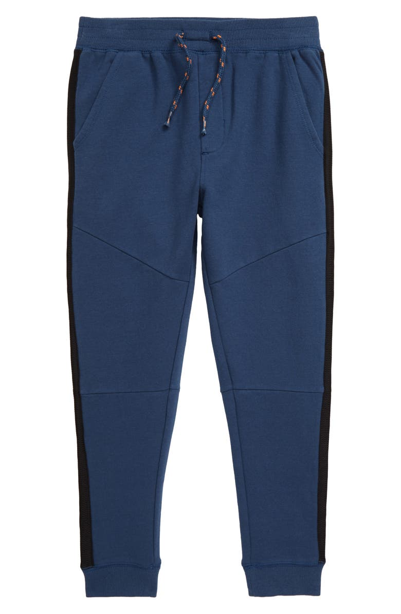 TUCKER + TATE Athletic Jogger Sweatpants, Main, color, NAVY DENIM
