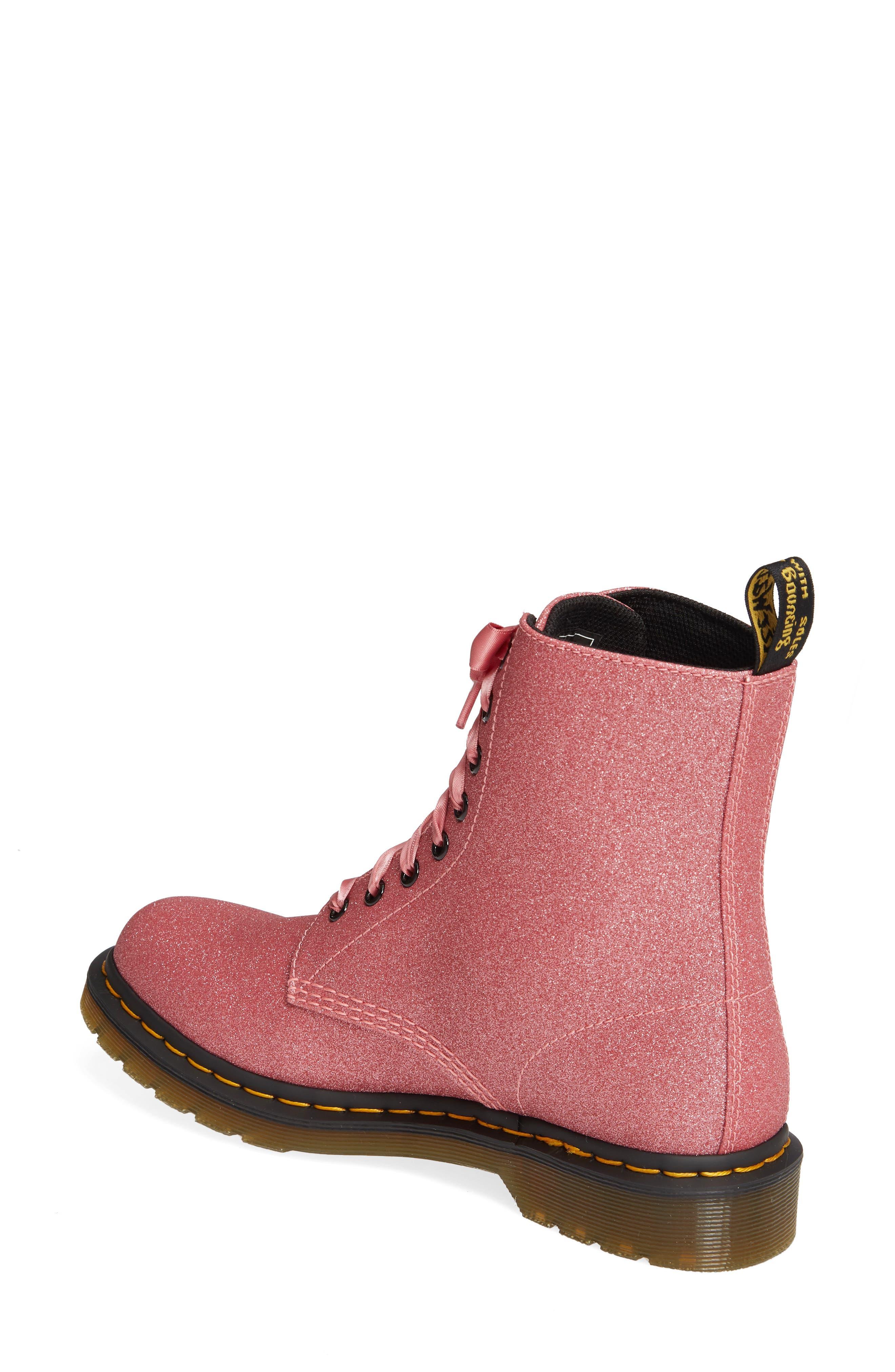 ,                             1460 Pascal Glitter Boot,                             Alternate thumbnail 8, color,                             650