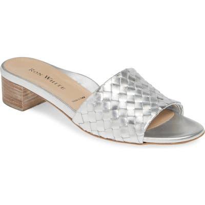 Ron White Emia Slide Sandal EU - Grey