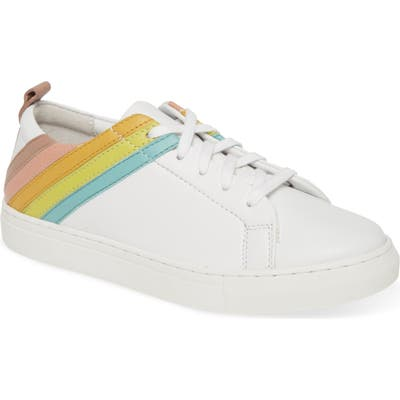 Seychelles Stand Out Sneaker, White