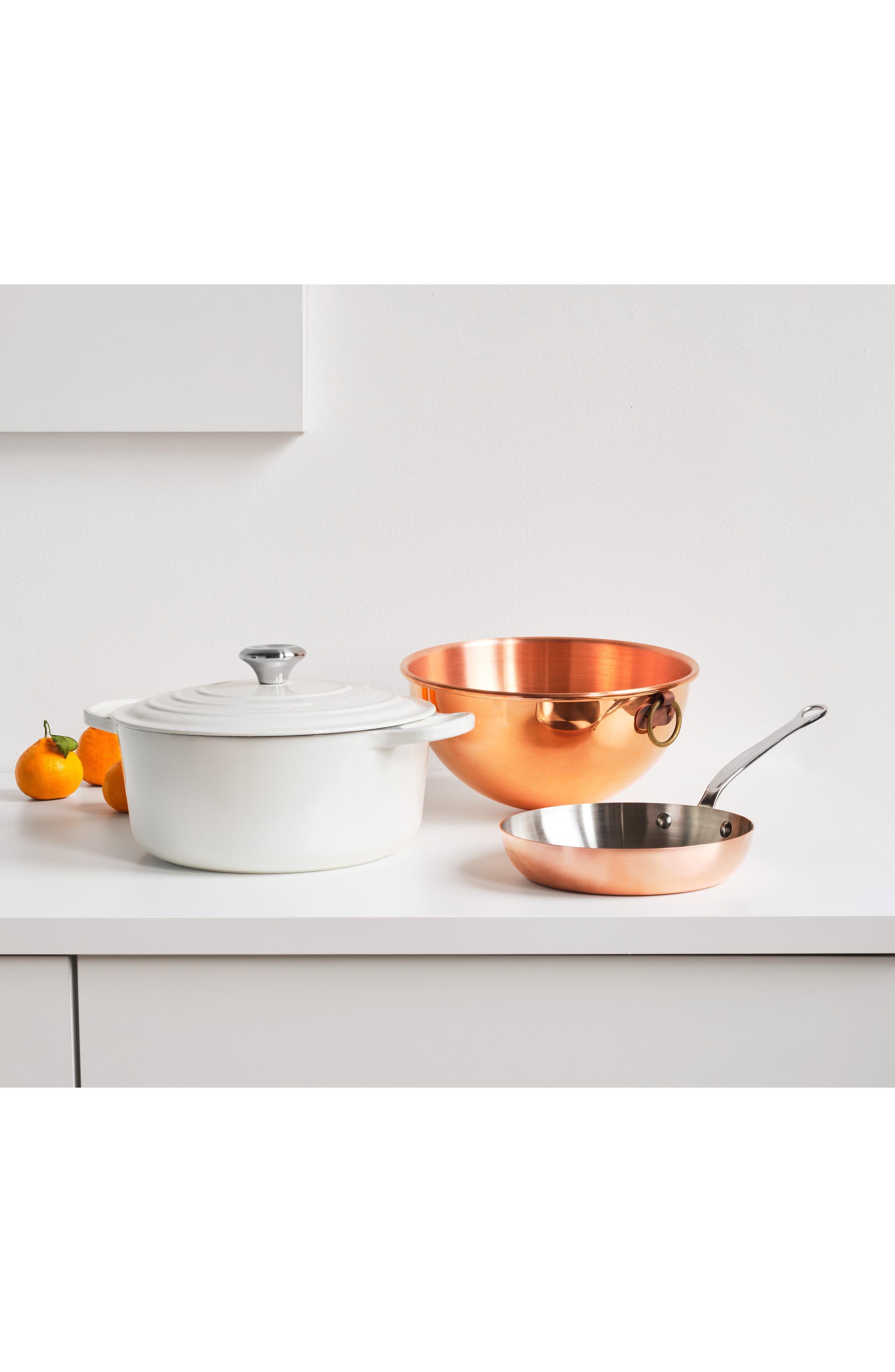 ,                             Signature 5 1/2 Quart Round Enamel Cast Iron French/Dutch Oven,                             Alternate thumbnail 9, color,                             PROVENCE