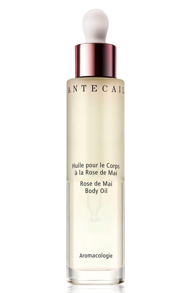 CHANTECAILLE Rose de Mai Body Oil, Main, color, NO COLOR