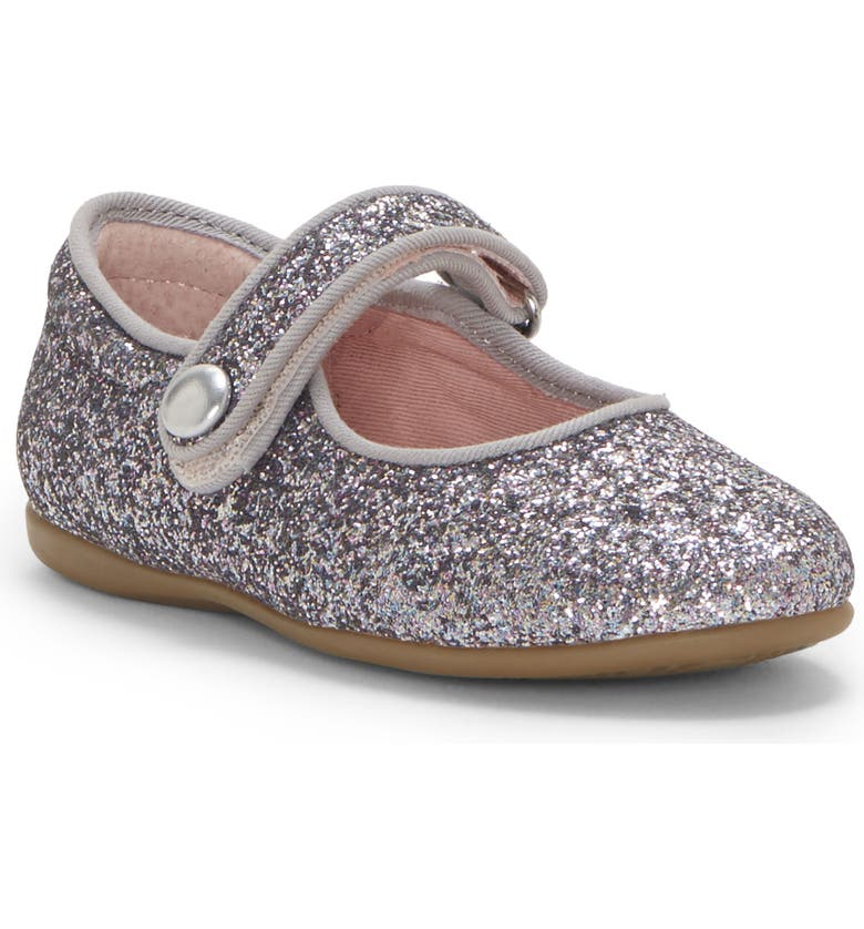 Sole Play Phryne Sparkly Mary Jane Baby Walker Toddler Little Kid