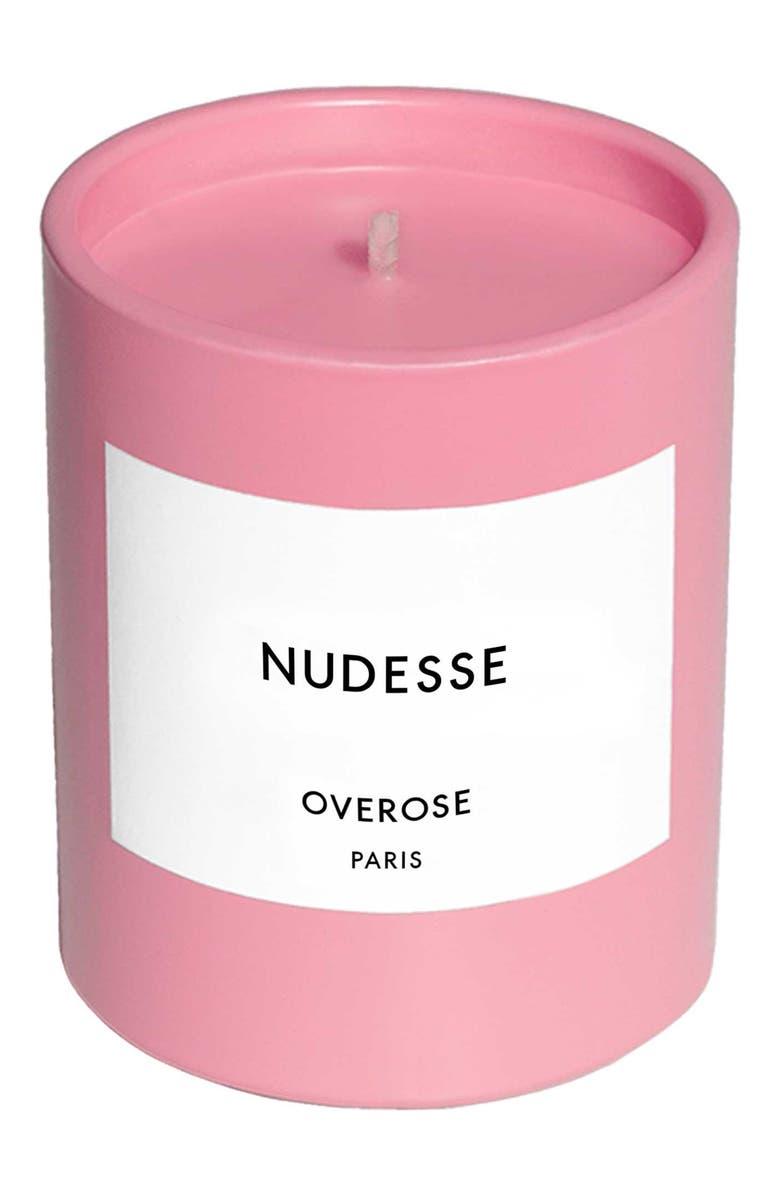 OVEROSE Nudesse Candle, Main, color, NO COLOR