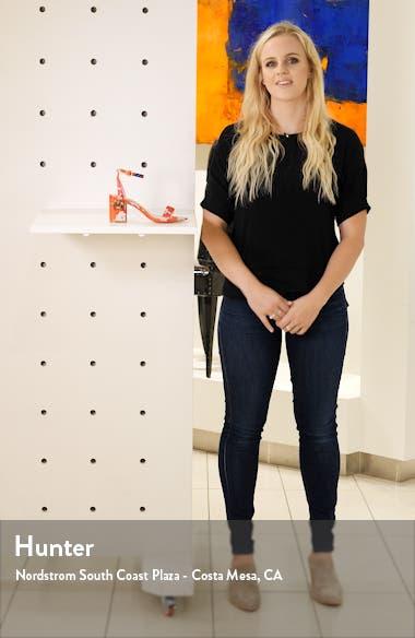 Rozie Block Heel Sandal, sales video thumbnail