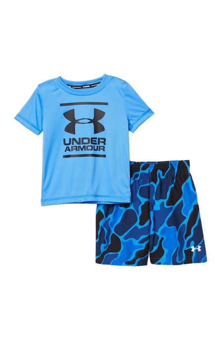 Under Armour - Diverge Volley 2-Piece T-Shirt & Short Set