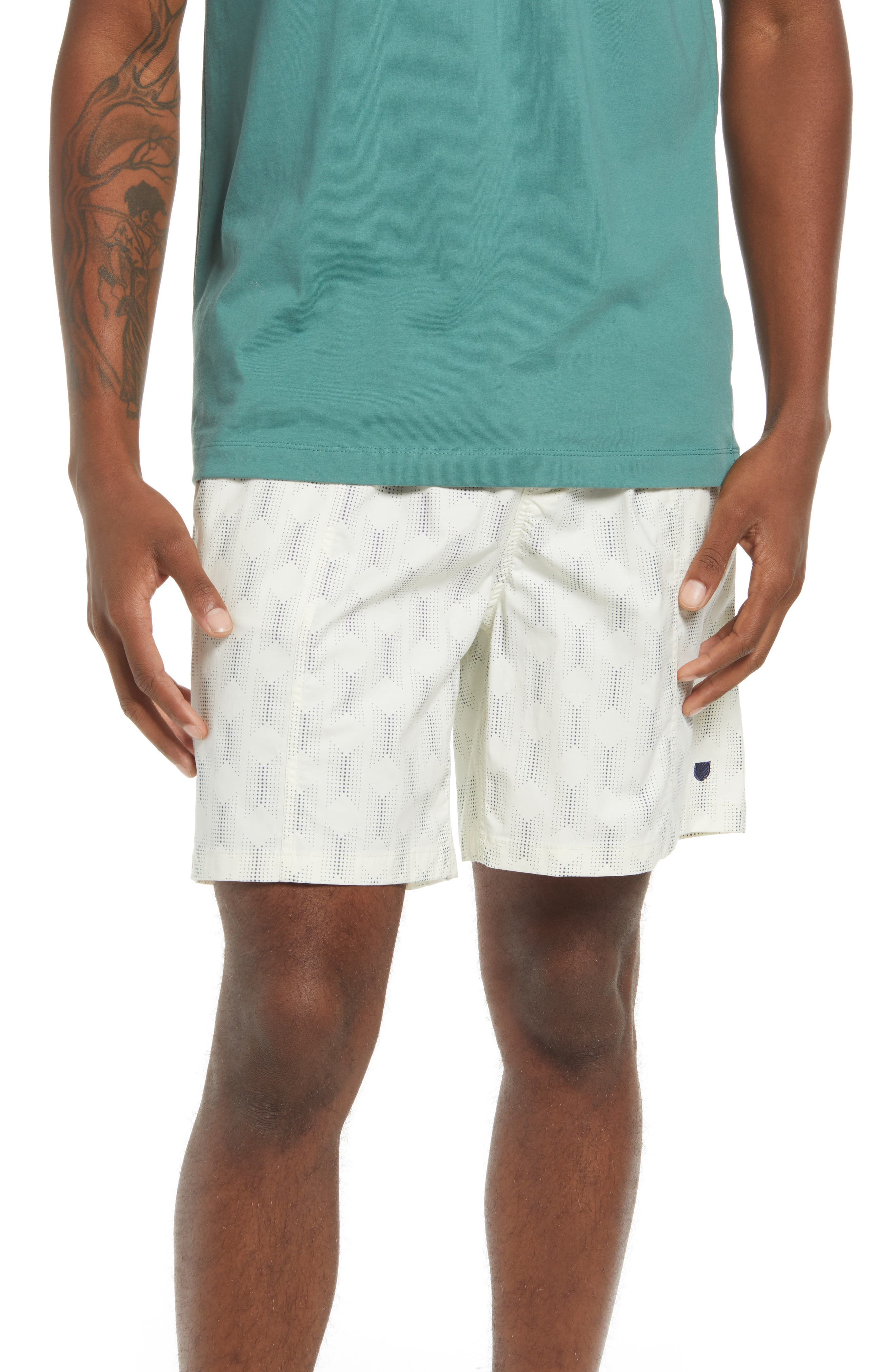Jupiter Cotton Blend Hybrid Shorts