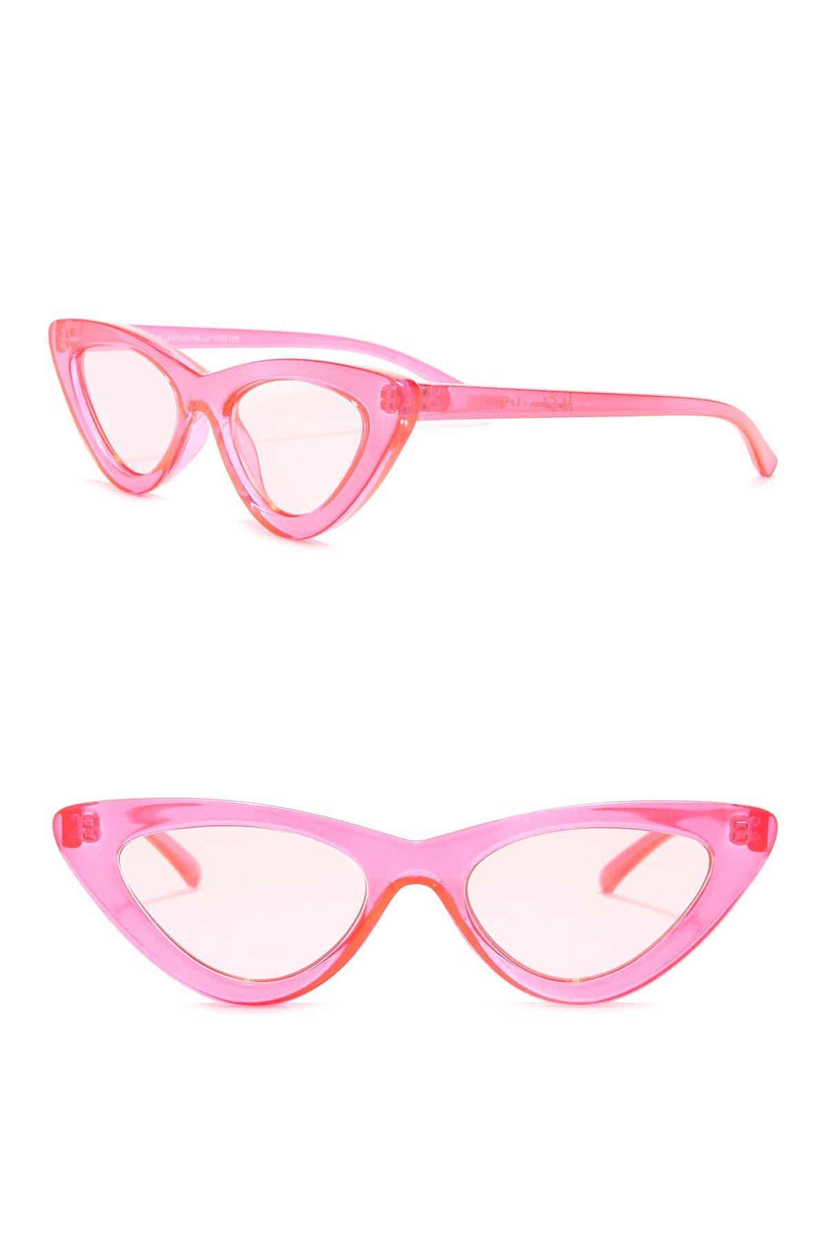 Club LA 3501 Rectangular Cat Eye French Eyeglasses