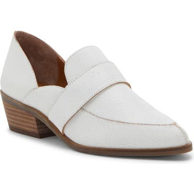 Lucky Brand Maemai Loafer, White