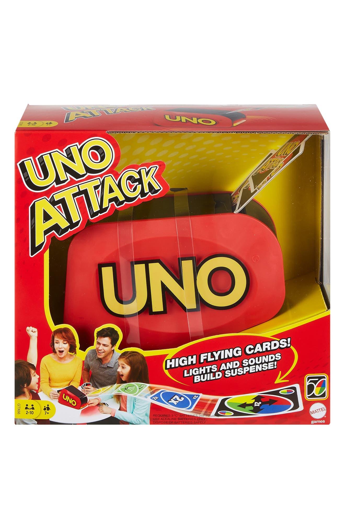 Image of Mattel Uno Attack