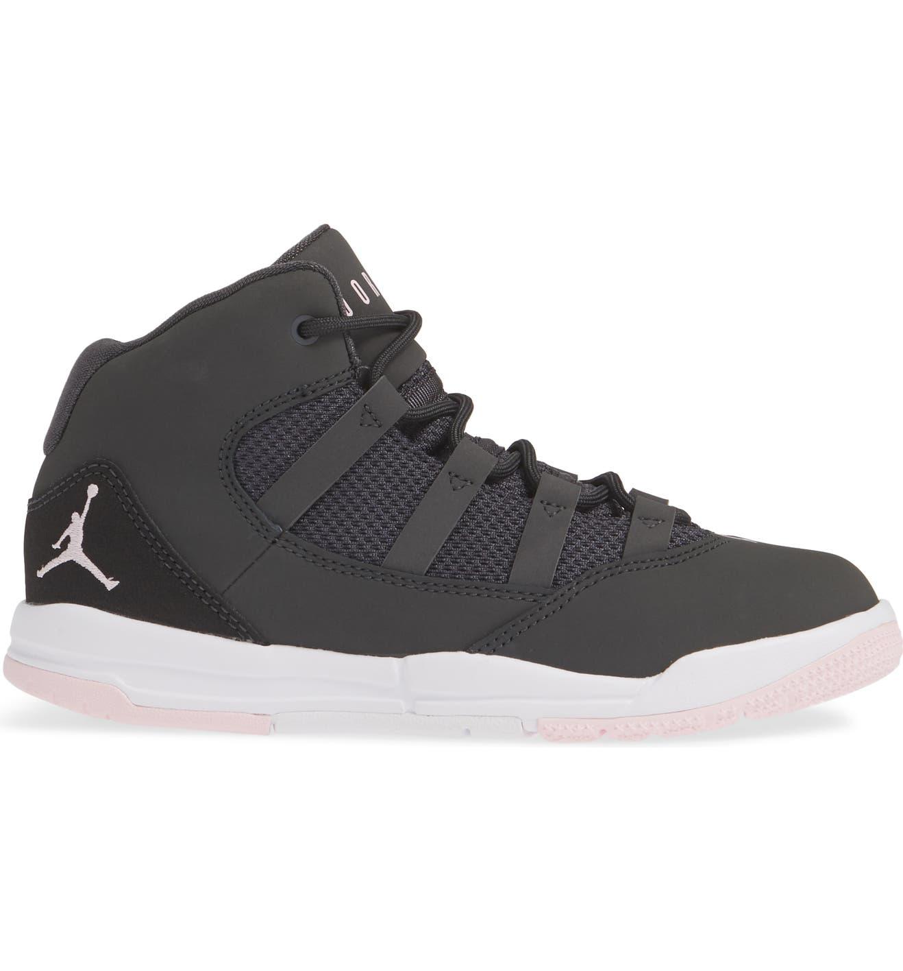 ccab7934b3 Jordan Max Aura Basketball Shoe (Baby, Walker, Toddler, Little Kid & Big  Kid) | Nordstrom