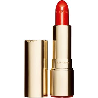 Clarins Joli Rouge Brilliant Sheer Lipstick - 761 Spicy Chili