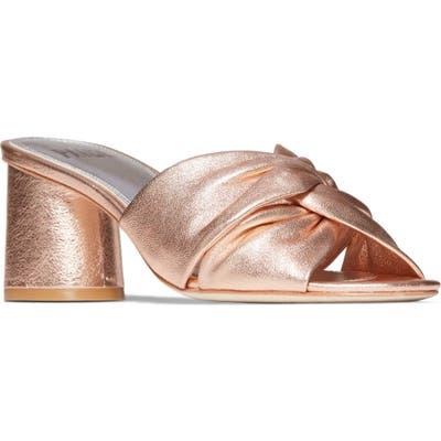 Paige Francesca Slide Sandal- Pink