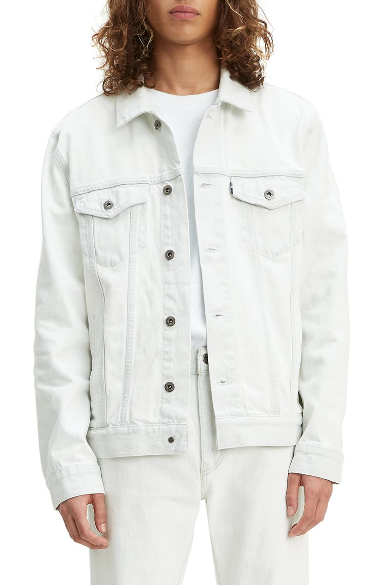 LEVI'S<SUP>®</SUP> MADE & CRAFTED<SUP>™</SUP> Type III Denim Jacket, Main, color, ACID WASH BLUE