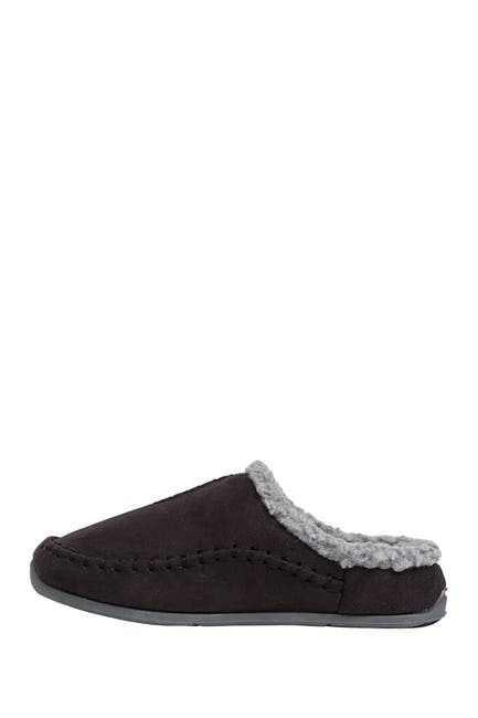 Image of Deer Stags Slipperooz Lil' Nordic Faux Shearling Lined Slipper