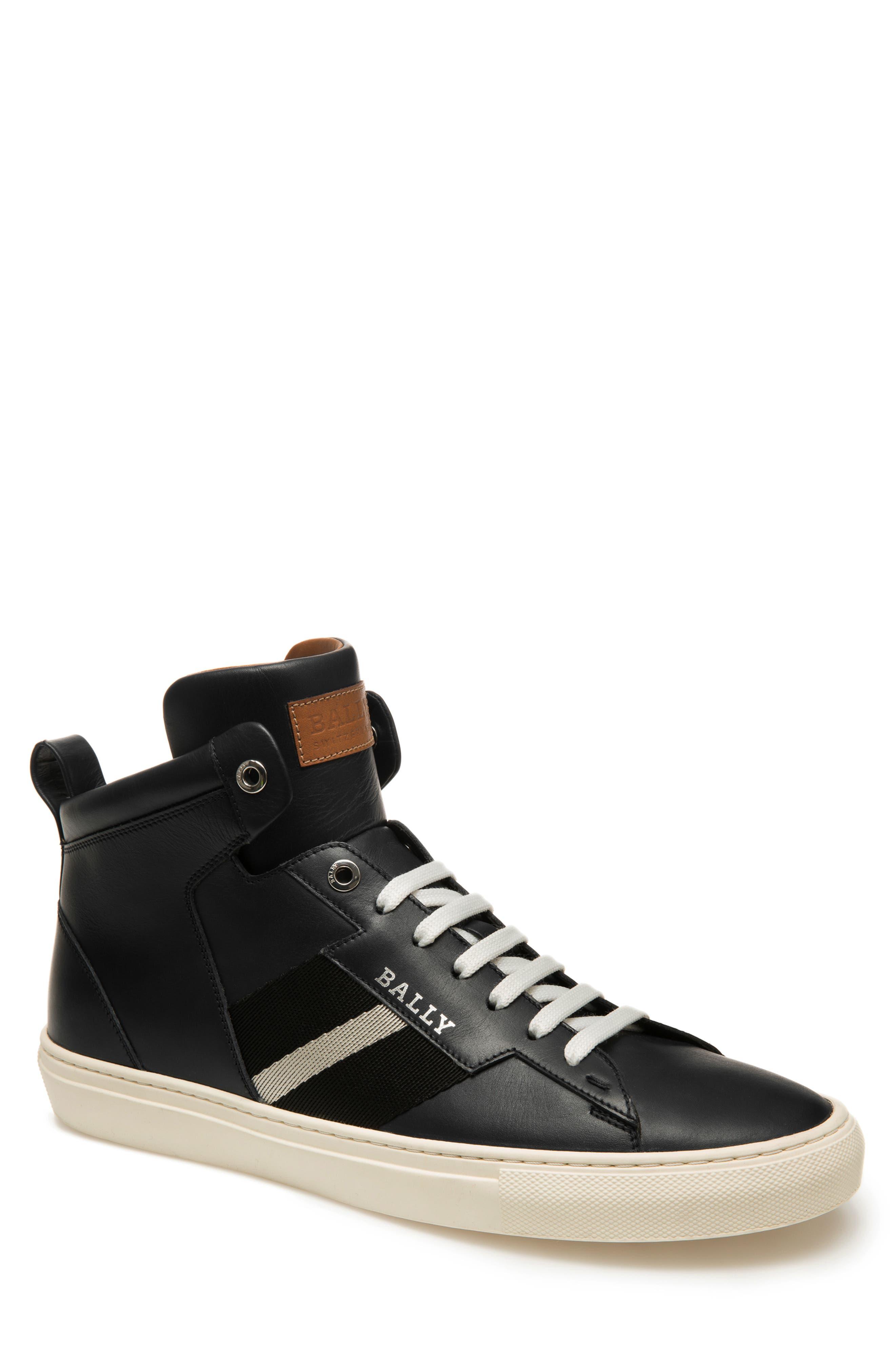 Hedern Sneaker, Main, color, BLACK/BLACK