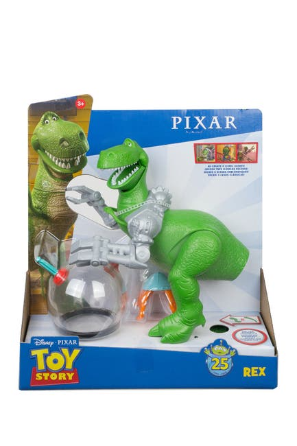 Image of Mattel Disney Pixar Toy Story 25th Anniversary Rex