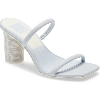 Dolce Vita Noles City Slide Sandal, Blue