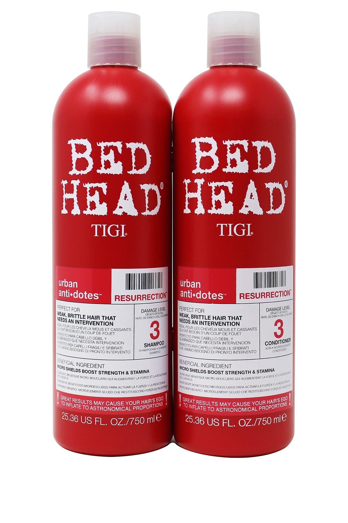 Image of CATWALK by TIGI Big Head Urban Anti + Dotes Resurrection Shampoo & Conditioner Set