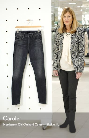 Looker Mid Rise Skinny Jeans, sales video thumbnail