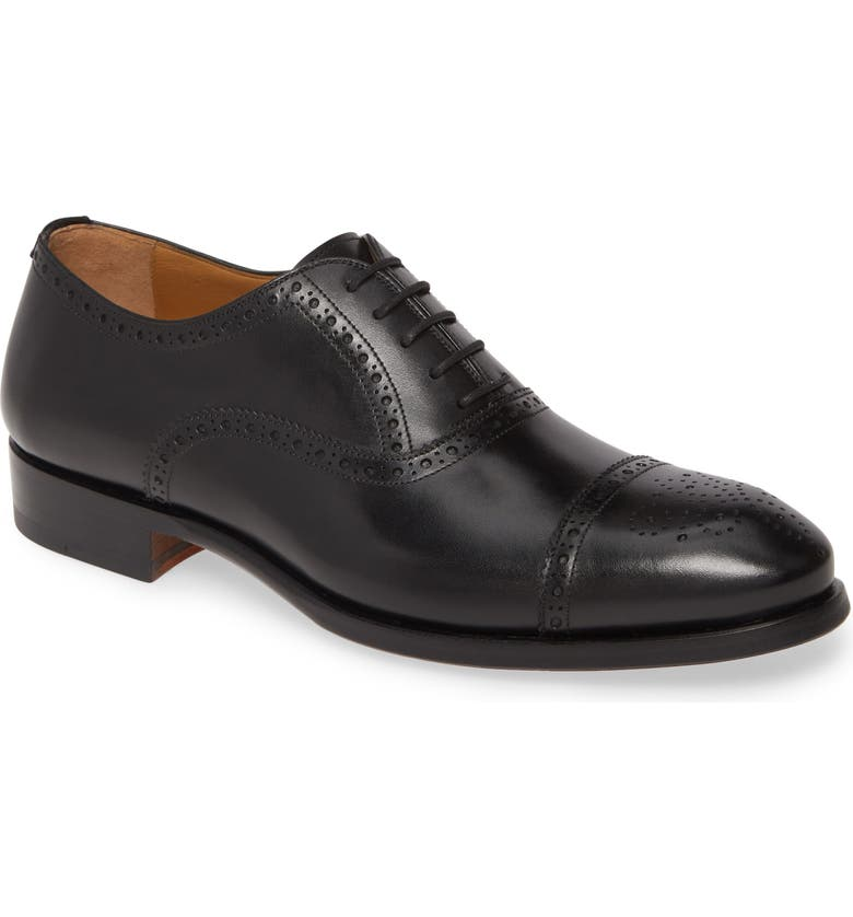 Elliott Cap Toe Oxford by Magnanni
