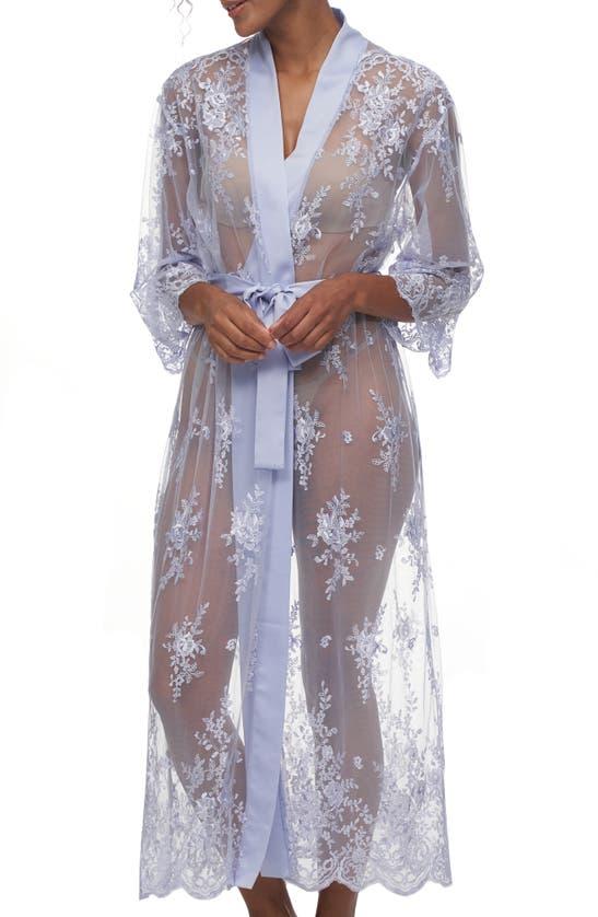 Rya Collection Robes DARLING SHEER LACE ROBE