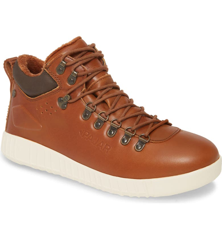 PAJAR Pacer Low Waterproof Boot, Main, color, WHISKEY TAUPE