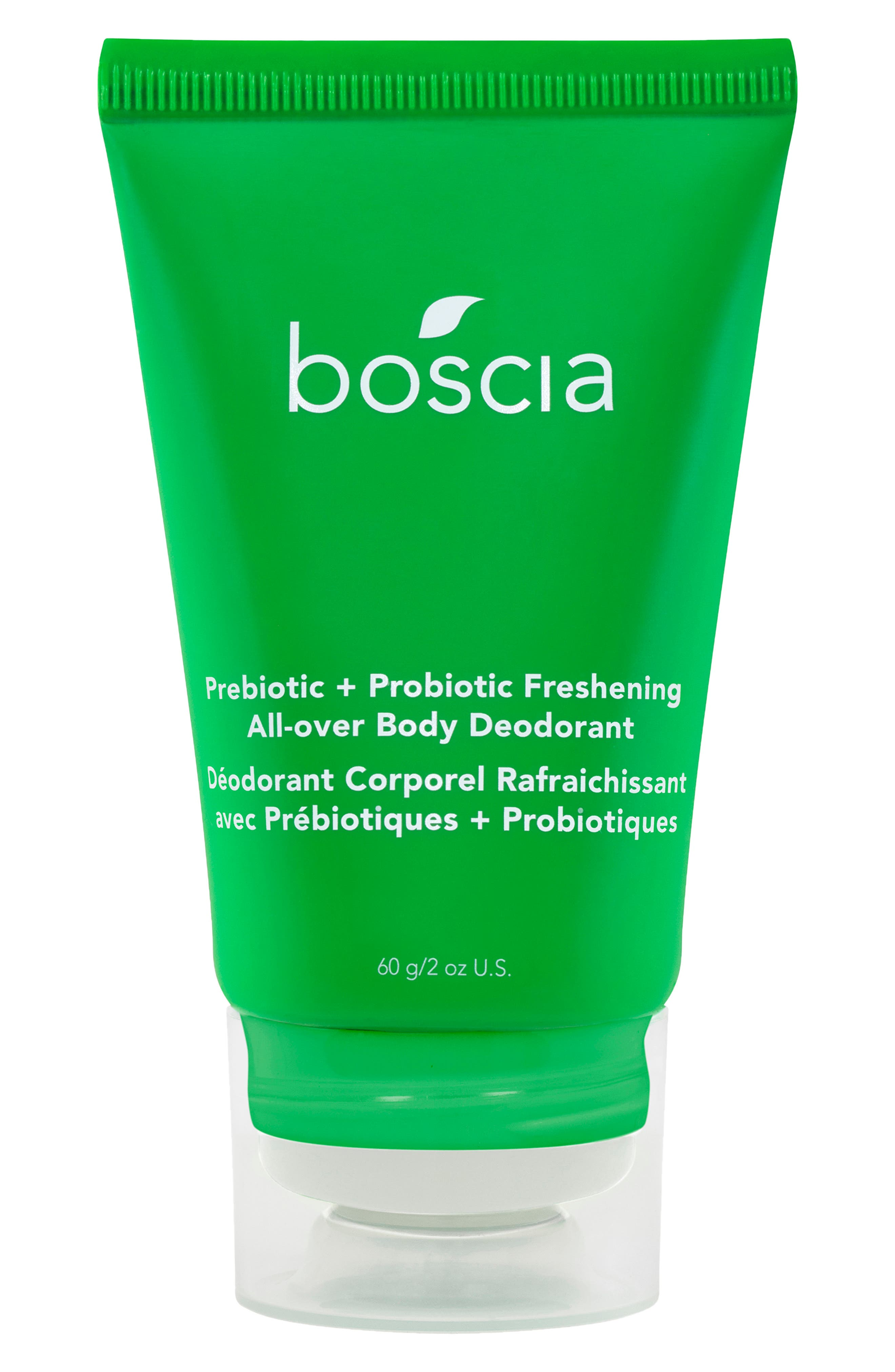 Prebiotic + Probiotic Freshening All-Over Body Deodorant