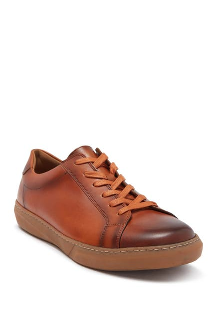 Image of MORAL CODE Quintus Leather Sneaker