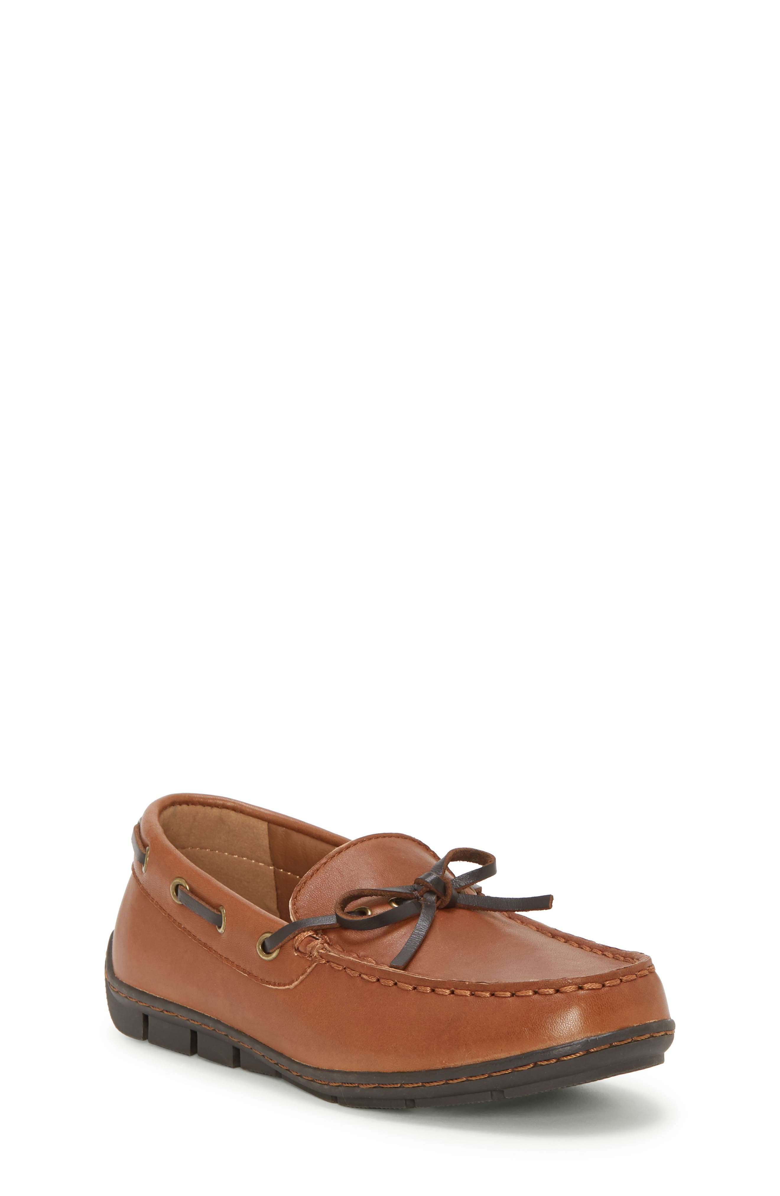 Toddler Boys Vince Camuto Driver Loafer Size 12 M  Brown
