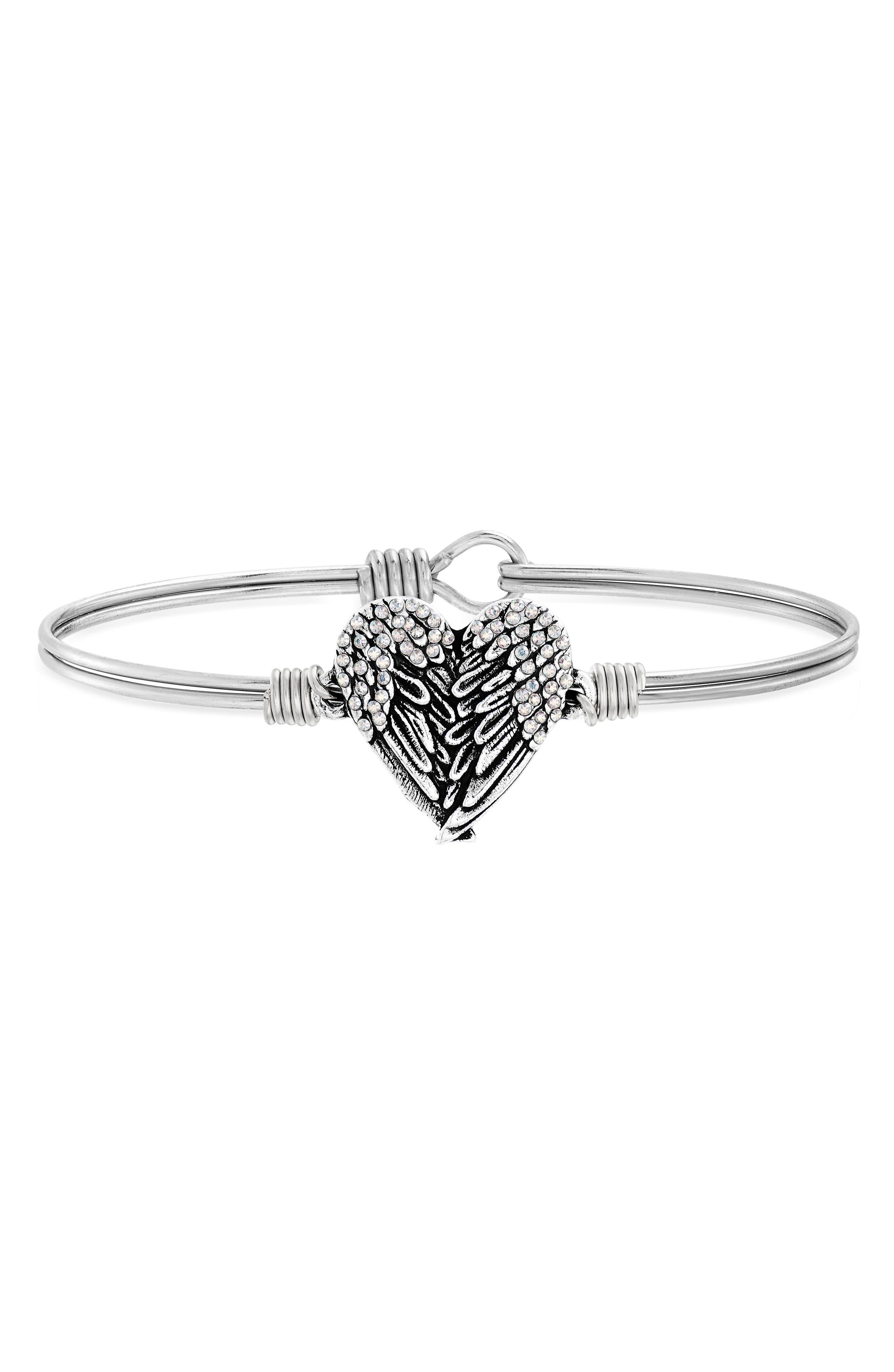Women's Luca + Danni Angel Wing Bracelet