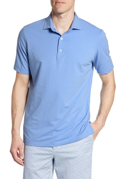 Johnnie-O Tops GIGGS CLASSIC FIT STRETCH COTTON POLO