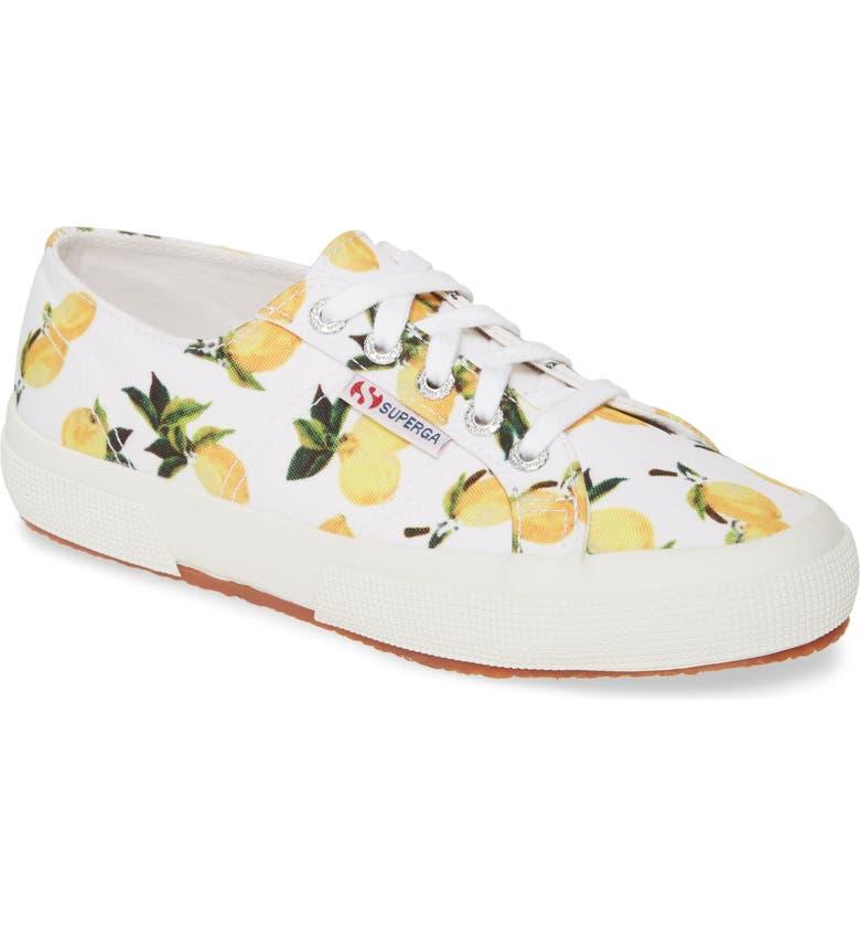 SUPERGA 2750 Fancotw Sneaker, Main, color, 100
