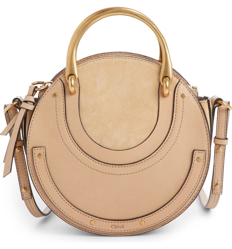 38f610caf2 Chloé Pixie Leather Crossbody Bag | Nordstrom