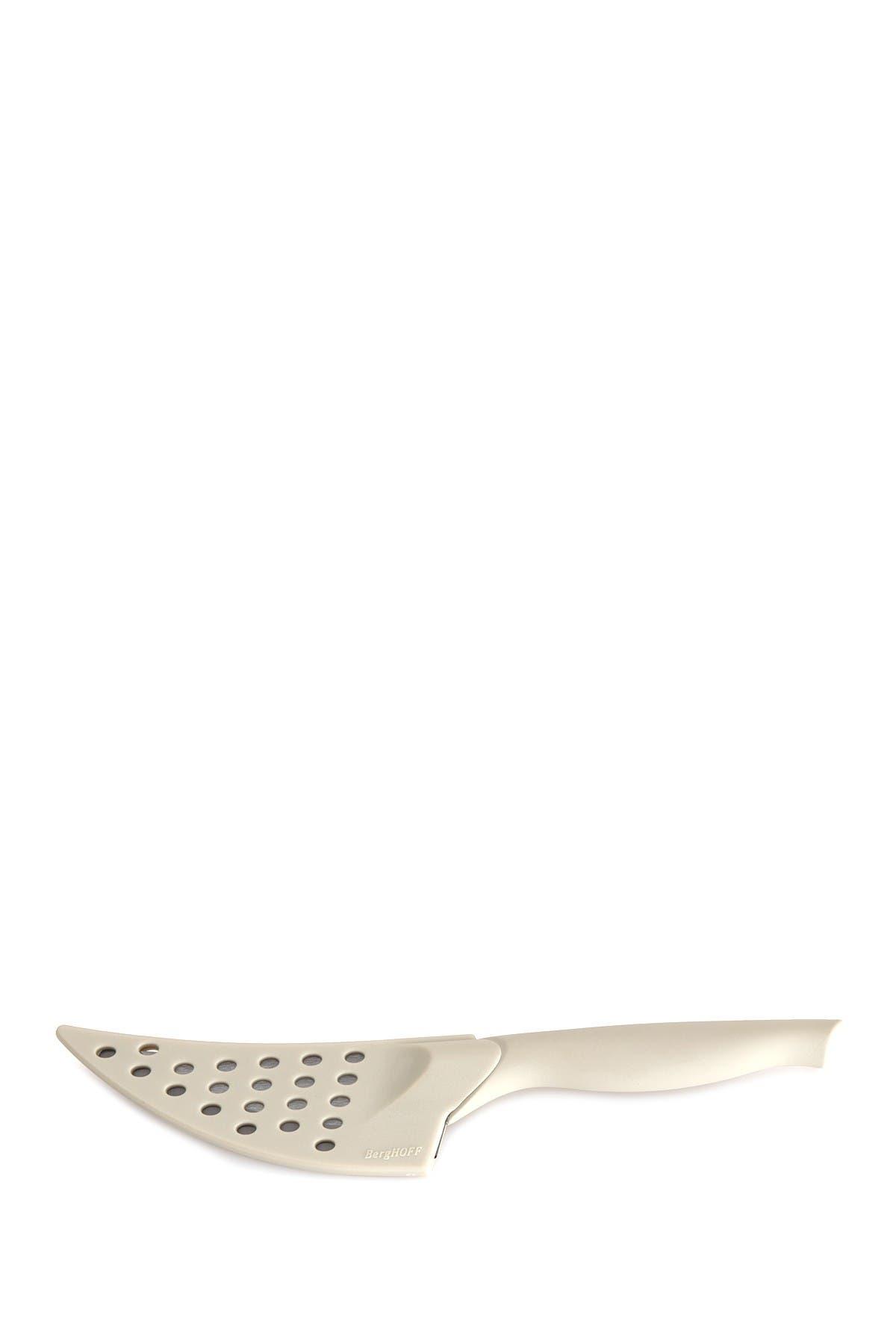 "Image of BergHOFF 4"" Tan Ceramic Cheese Knife"