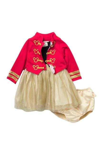 Image of Pippa & Julie Disney Majorette Jacket Dress Set