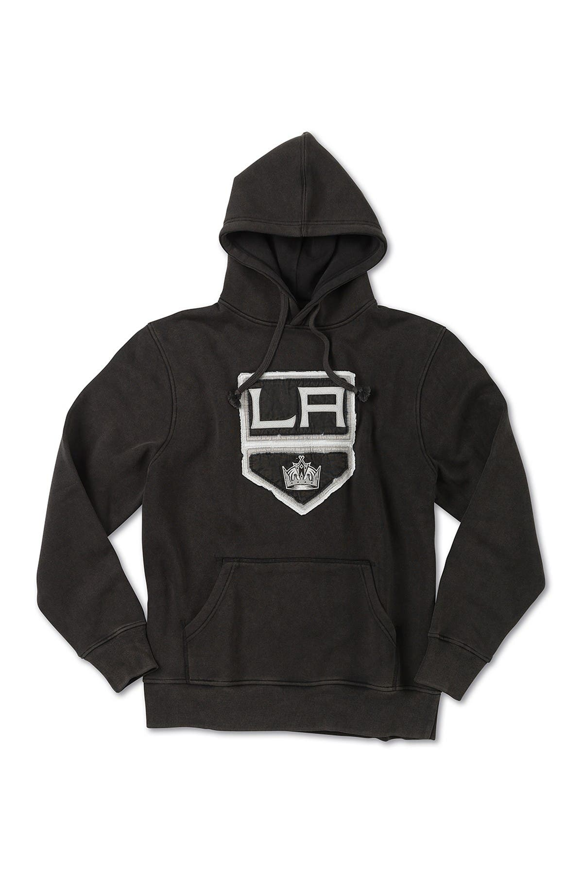 Image of American Needle NHL Goliath LA Kings Hooded Pullover