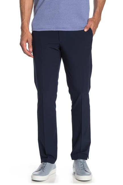 Image of Perry Ellis Solid Very Slim Fit Performance Tech Suit Separates Pants