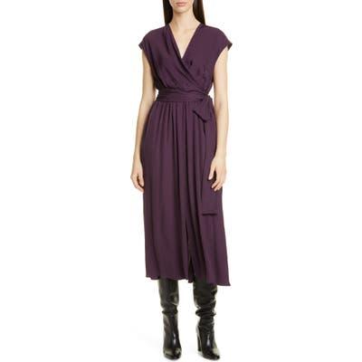 Jason Wu Twill Wrap Dress